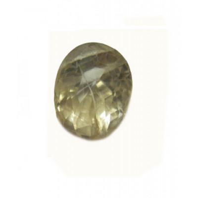 Yellow Sapphire (Pukhraj) Oval Mix - 4.35 Carat (YS-50)
