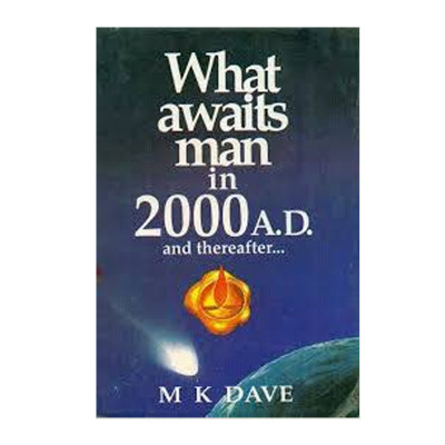 What Awaits Man in 2000 A.D. and Thereafter in English - Paperback -(BOAS-0795)