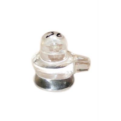 Crystal Shivling - 30 gm (CRSH-004)