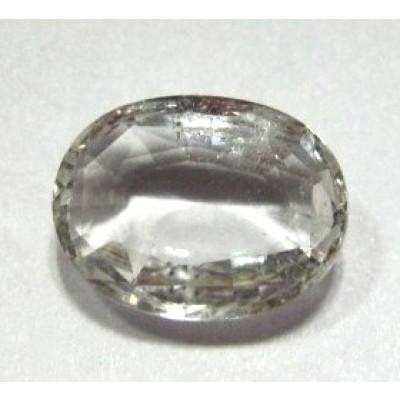 Natural White Topaz Oval Mix - 3.75 Carat (WT-13)