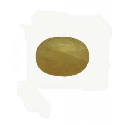 Yellow Sapphire Oval Mix Gemstone - 8.25 Carat (YS-30)