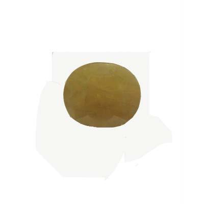 Yellow Sapphire (Pukhraj) Oval Mix 8.60 Carat (YS-07)