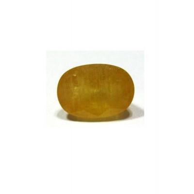 Yellow Sapphire (Pukhraj) Oval Mix - 5.45 Carat (YS-12)