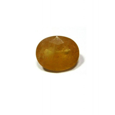 Yellow Sapphire (Pukhraj) Oval Mix Gemstone - 5.90 Carat (YS-14)