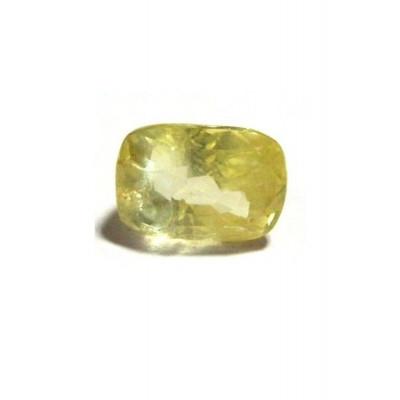Yellow Sapphire (Pukhraj) Cushion Mix Gemstone - 4.40 Carat (YS-16)