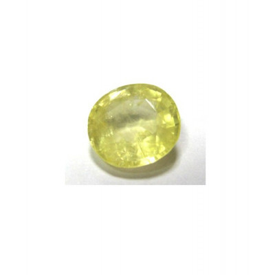 Natural Yellow Sapphire (Pukhraj) Cushion Mix - 6.64 Carat (YS-17)