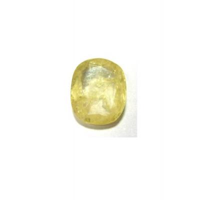 Yellow Sapphire (Pukhraj) Cushion Mix - 5.05 Carat (YS-23)