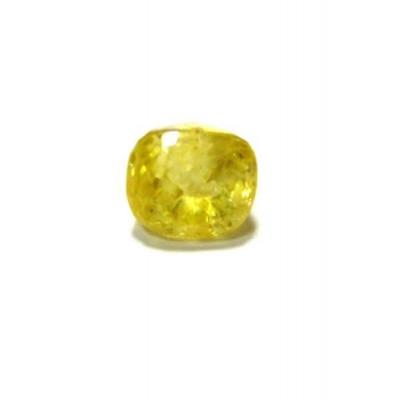 Yellow Sapphire (Pukhraj) Cushion Mix 6.05 Carat (YS-25)