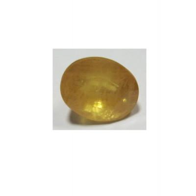 Yellow Sapphire (Pukhraj) Oval Mix - 5.15 Carat (YS-31)