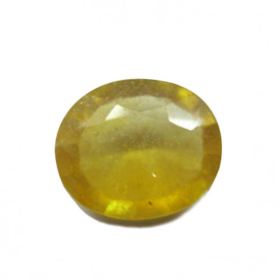 Yellow Sapphire (Pukhraj) Oval Mix - 9.05 Carat (YS-34)