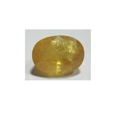 Yellow Sapphire (Pukhraj) Oval Mix - 5.45 Carat (YS-35)