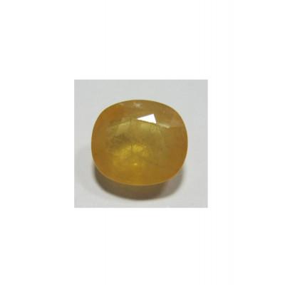 Yellow Sapphire (Pukhraj) Cushion Mix - 4.10 Carat (YS-45)