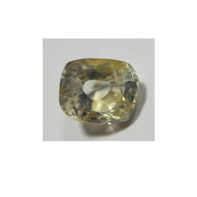 Yellow Sapphire (Pukhraj) Cushion Mix - 3.00 Carat (YS-46)