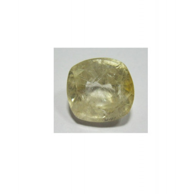 Yellow Sapphire (Pukhraj) Cushion Mix - 5.95 Carat (YS-49)