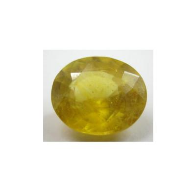 Yellow Sapphire (Pukhraj) Oval Mix - 5.70 Carat (YS-33)