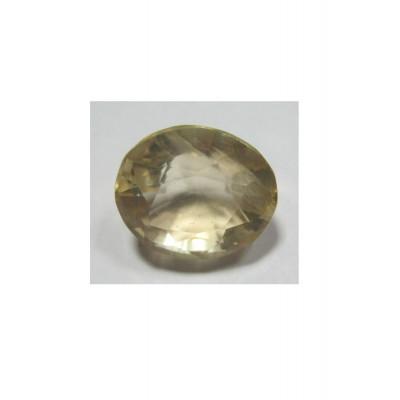 Yellow Topaz Oval Mix - 7.55 Carat  (YT-15)