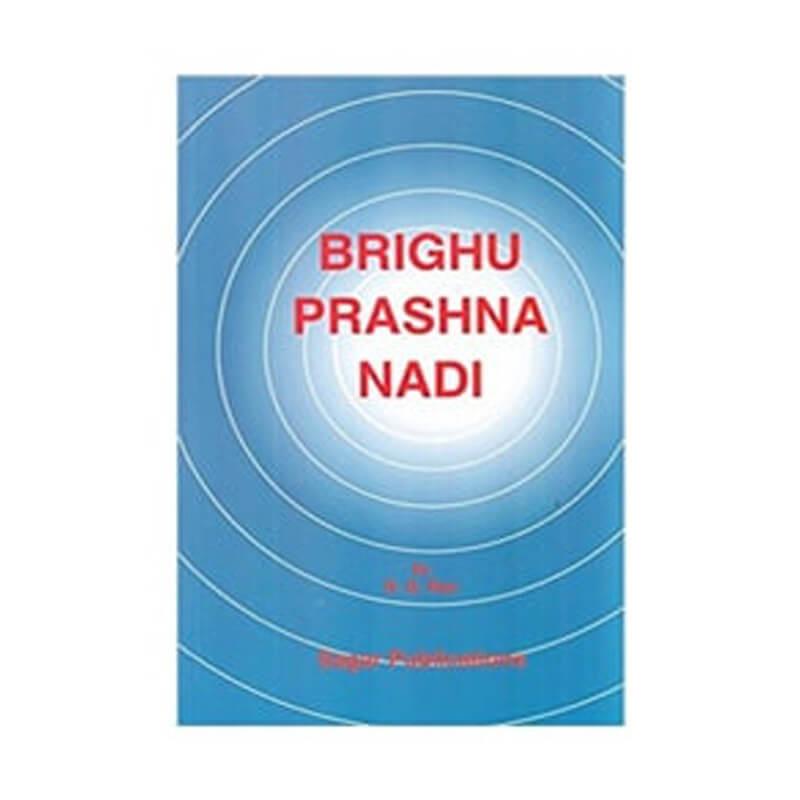 Bhrigu Prashna Nadi by R  G  Rao (BOAS-0425)
