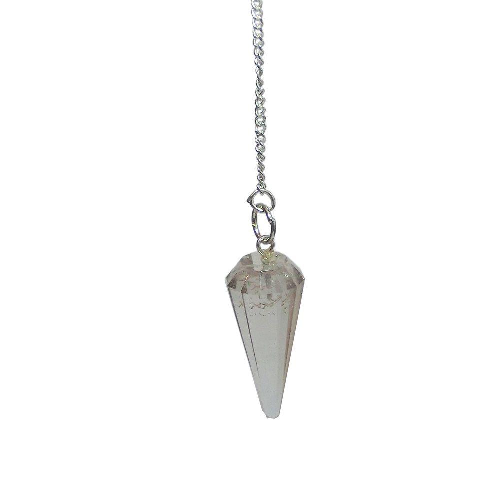 Crystal Quartz Healing and Dowsing Pencil Pendulum Online