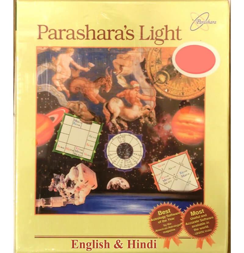 Parashara's Light 7 0 3 Commercial Edition (English & Hindi Language)