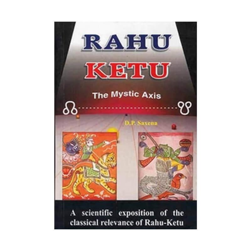 Buy Rahu ketu (The Mystic Axis ) Written By D.P. Saxena 9e400aebdf59