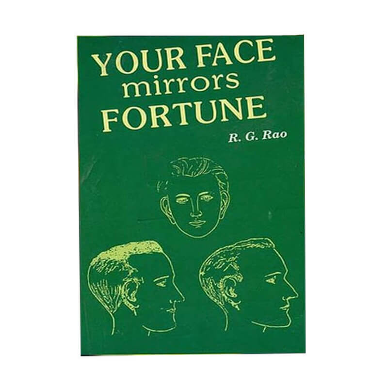 Buy Your Face Mirrors Fortune Written By R G Rao