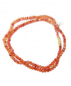 Carnelian Mala / Rosary - 03 mm (MACA-002)