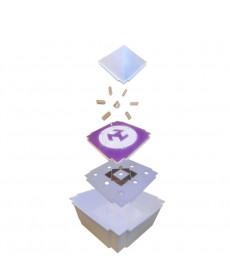 Reiki Pyramid- Advance -(PVRPA-001)