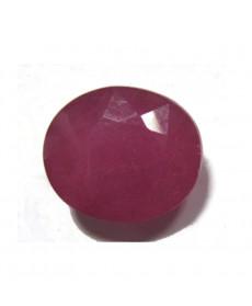 Natural Ruby Manikya - (Chuni) Oval Mix Gemstone  - 8.60 Carat (RU-29)