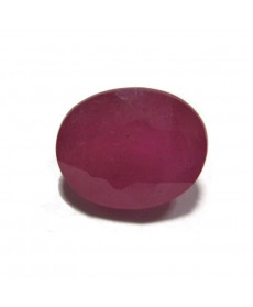 Natural Ruby Manikya - (Chuni) Oval Mix Gemstone- 8.60 Carat (RU-38)