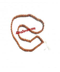 6 Mukhi (Six Face) Rudraksha Rosary / Mala - 07 mm (MARU-005)
