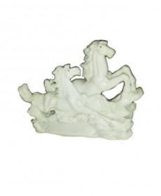 White Running Horses  (FERH-002)