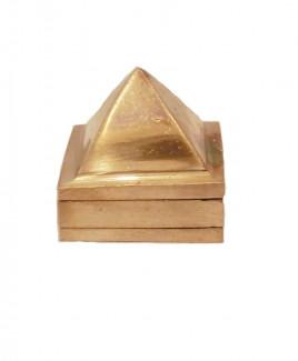Copper Pyramid- Buy Online Copper Vastu Pyramid at Low Price on