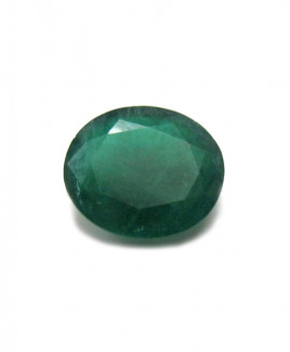 Emerald (Panna) Oval Mix  Gemstone 7.38 Carat (EM-41)