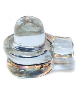 Crystal Shivling - 100 gm (CRSH-005)