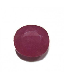 Natural Ruby Manikya - (Chuni) Oval Mix Gemstone- 8.50 Carat (RU-31)