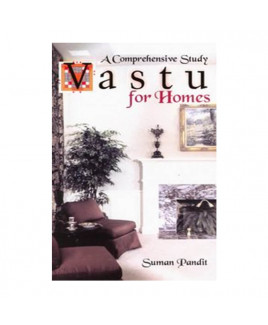 A Comprehensive Study - Vastu for Homes By Suman Pandit in English - (BOAS-1007)