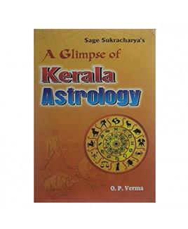 A Glimpse of Kerala Astrology -Paperback- (BOAS-0680)