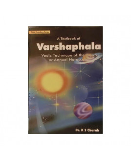A Textbook Of Varshaphala -(BOAS-0723)