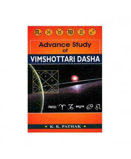 Advance Study of Vimshottari Dasha (BOAS-0261) by K. K. Pathak