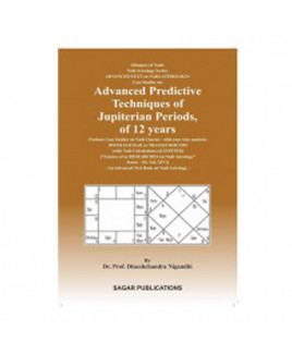 Advanced Predictive  Techniques of Jupiterian Periods Of 12 Year In English -(BOAS-0763)