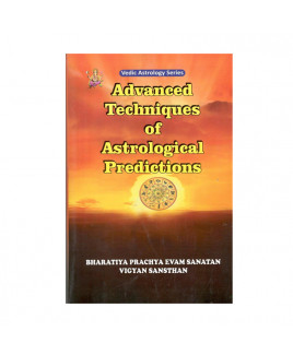 Advanced Techniques of Astrological Predictions -Part-I & ll - by M. N. Kedar-(BOAS-0486)