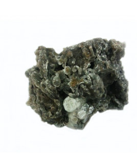 Apophyllite Crystal Quartz Cluster  - 76gm