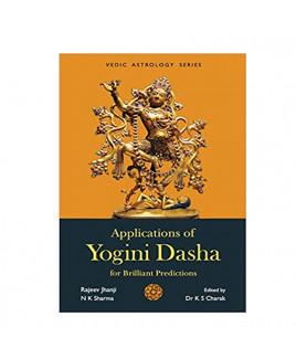 Applications Of Yogini Dasha in English- (BOAS-0542)