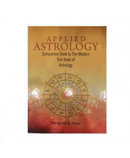 Applied Astrology By Margaret E. Hone  in English - (BOAS-1028)