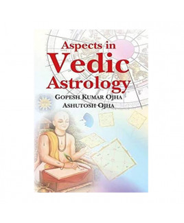 Aspects in Vedic Astrology in English - (BOAS-0733)