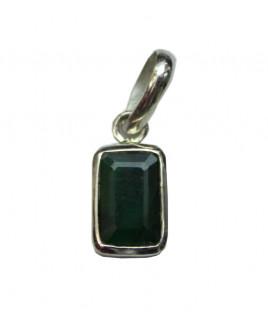 Emerald Pendant - (EMP-007)