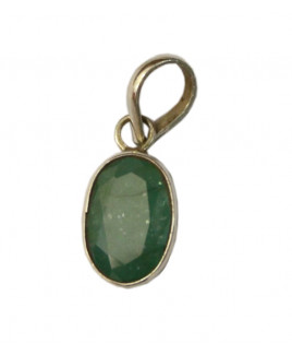 Emerald Pendant - (EMP-003)