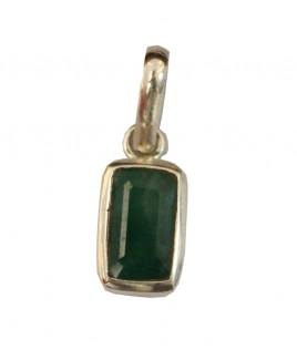 Emerald Pendant - (EMP-009)