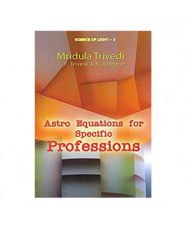 Astro Equations for Specific Professions in English - (BOAS-0732)