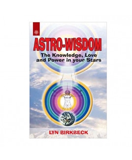 Astro-Wisdom: The Knowledge, Love and Power in Your Stars in English - Paperback- (BOAS-0610)